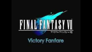 Final Fantasy VII - Victory Fanfare Ringtone