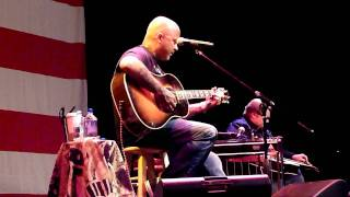 Aaron Lewis - It's Been Awhile HD Live in Lake Tahoe 8/06/2011