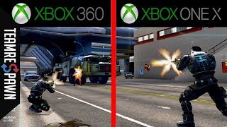 Crackdown Xbox One X Enhanced Gameplay!