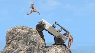 Steve & George: rock crawling