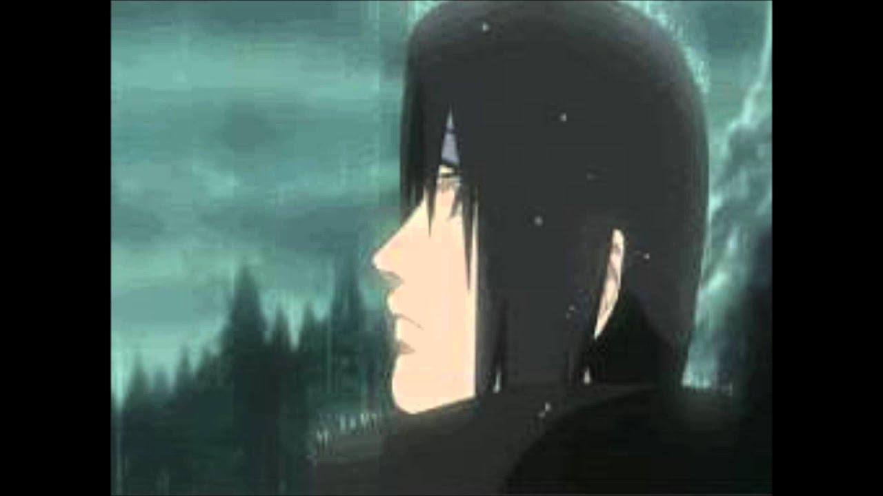 Sad Girl Sketch Wallpaper Naruto Shippuden Itachi Theme Song Hq Youtube