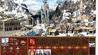 Heroes Of Might And Magic III Soundtrack-Tower Town