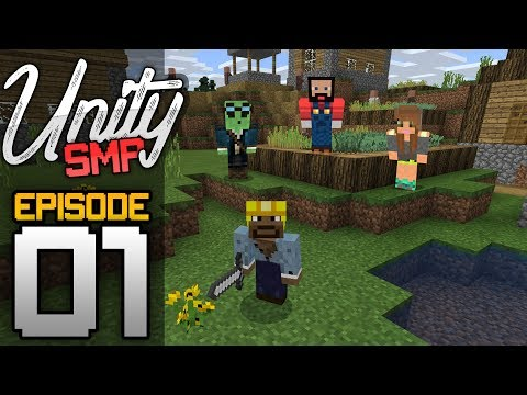 A NEW JOURNEY! - Realms Multiplayer Survival Ep. 01 - Minecraft PE SMP (Pocket W10 Edition)