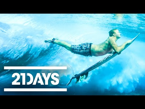 A Life Dedicated to Surfing Pipe - 21Days: Volcom Pipe Pro - Ep 2