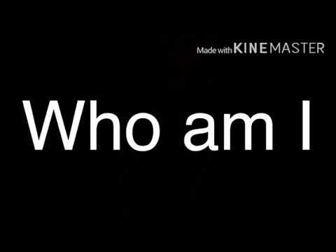 Who am I lyrics (spongebob version)