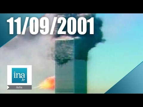 France 2 20h édition spéciale attentats USA 11 septembre 2001 | Archive INA