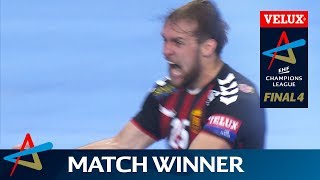 Video What a goal! Cindric leads Vardar to the final | VELUX EHF FINAL4 download MP3, 3GP, MP4, WEBM, AVI, FLV Juni 2018