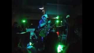 "REBELDES""Caldonia"".Gira acústica ""En cuerpo y alma"".Zaragoza,sala Roxy.20-12-14."