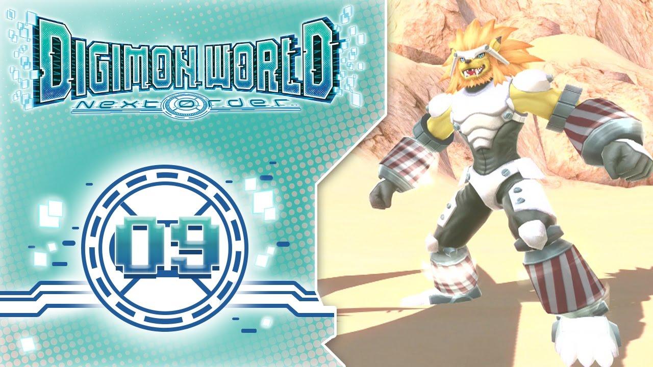 how to get renamon digimon world next order