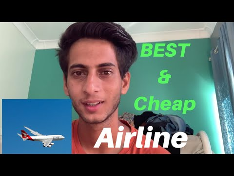 BEST AND CHEAP AIRLINE FOR AUSTRALIA | HOW MUCH WEIGHT WE CAN CARRY