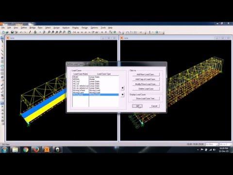 Quick view of design of Steel Bridge Using SAP2000