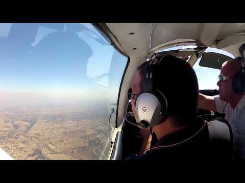 Johannesburg scenic flight part I