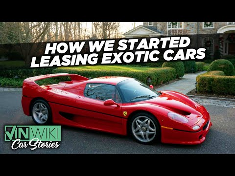 Here's how I started an exotic car leasing company to help people fulfill automotive dreams