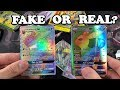 HOW TO TELL IF YOUR POKEMON CARDS ARE FAKE!