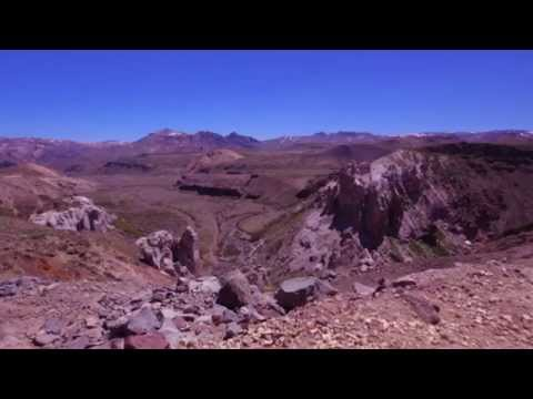 SUNY Geneseo Department of Geological Sciences Trip to Chile