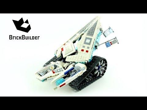 Lego Ninjago 70616 Ice Tank Lego Speed Build Youtube