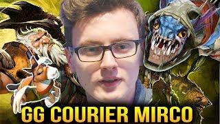 Miracle Lone Druid vs Slark With Zero Death Dota 2