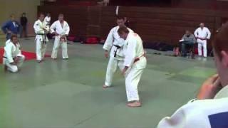 Judo Seminar: Ko Uchi Gari Inner Reap by Neil Adams