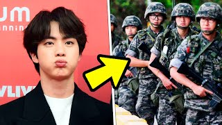 10 Things You Didn't Know About Jin From BTS