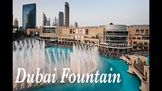 The Dubai Fountain - UAE