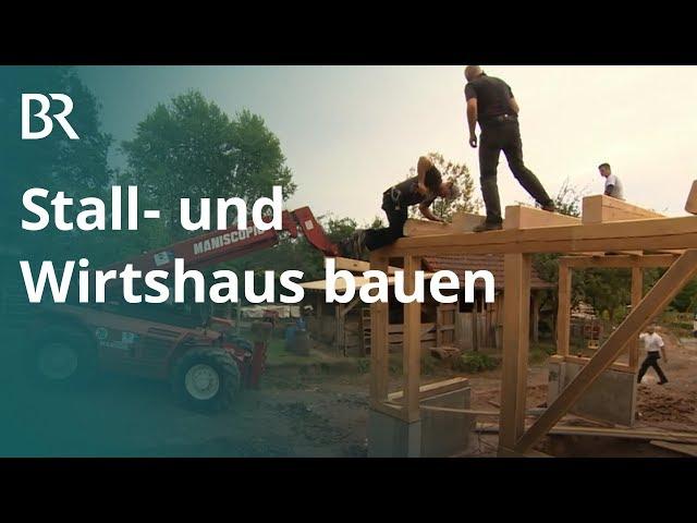 Neu gründen statt aufgeben: Landwirtschaft mit Wirtshaus | Unser Land | BR Fernsehen
