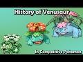 Most CONSISTENT Gen 1 Starter? - History of Venusaur in Competitive Pokemon (Gen 1-6)