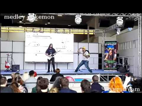 Le Métalleux Geek [live mangame 2017 ]