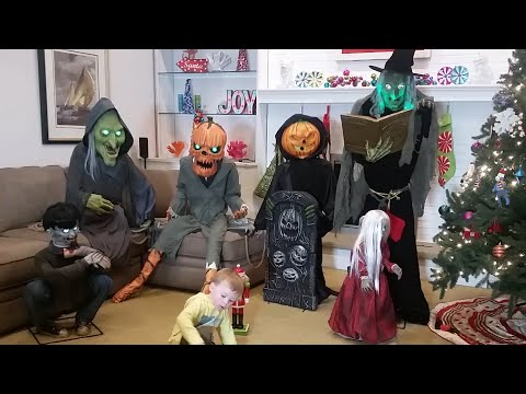 Make Spirit Halloween Animatronics - Our Collection Grows Again! Images