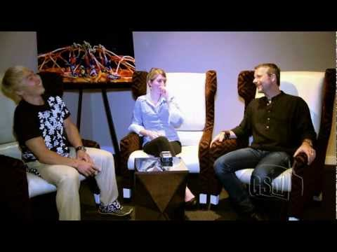 GSTV Presents: Celebrity Chat Cirque Du Soleil  with Charlie and Umi