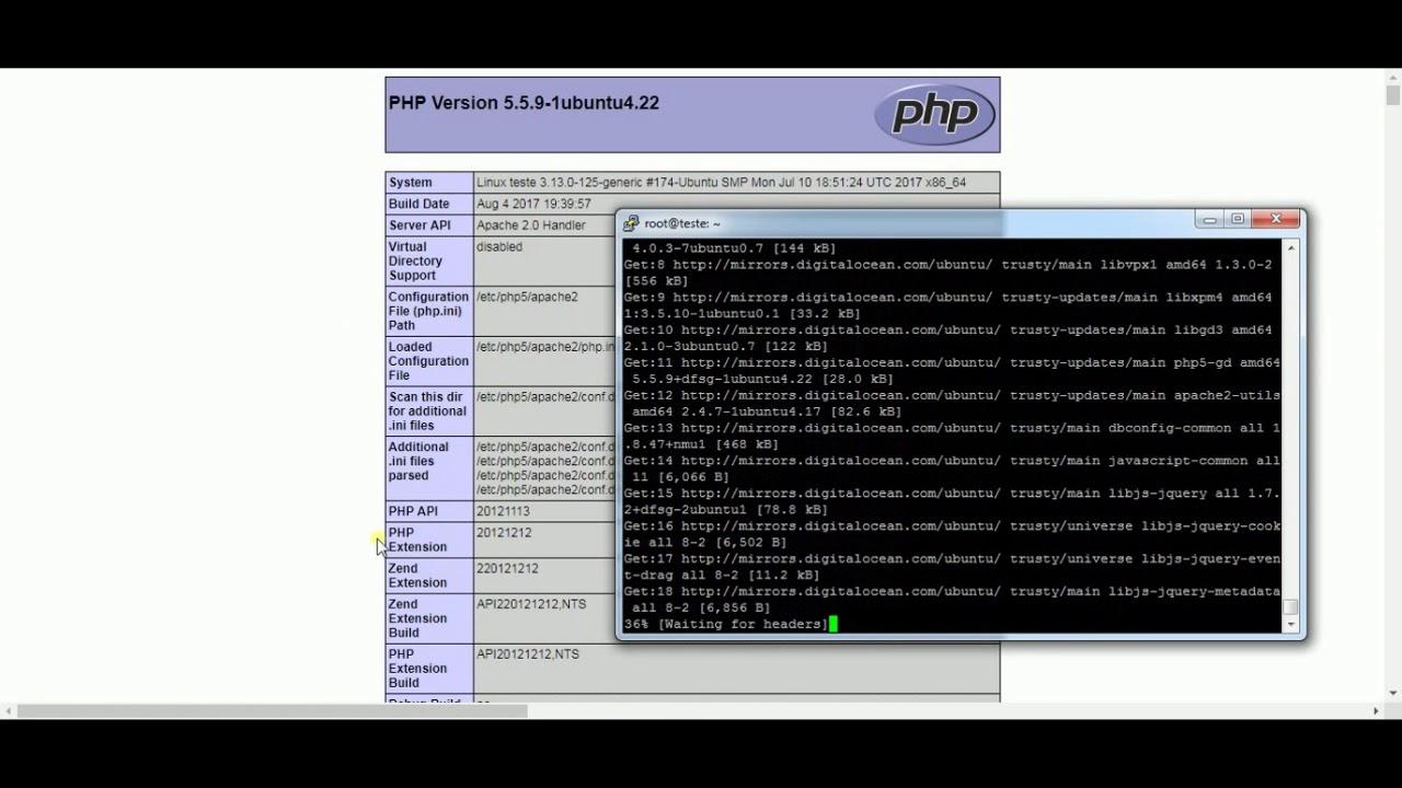 Digitalocean http proxy server