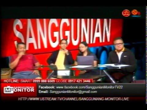 SANGGUNIAN MONITOR 15 January 2016