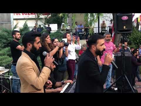Bahoz Arslan HDP Ankara şöleni iletişim:0541 865 45 65