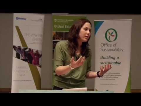 The New Reality of Energy & Climate Change  | The Way We Green Speakers Series