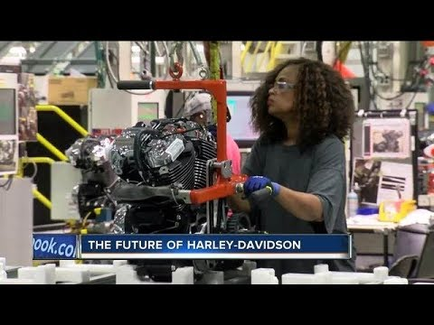 Harley Betrays Workers, Sends Jobs To Thailand After Getting Massive Tax Cuts