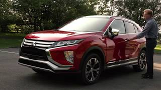 2018 Mitsubishi Eclipse Cross| The Eclipse for the Crossover Generation | TestDriveNow