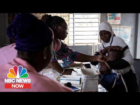 COO Of 'Red' On Global Battle Against HIV And AIDS | NBC News Now