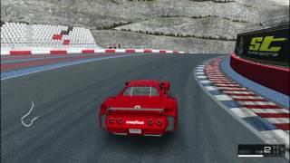Raceroom Racing Experience- Corvette 1977 Test