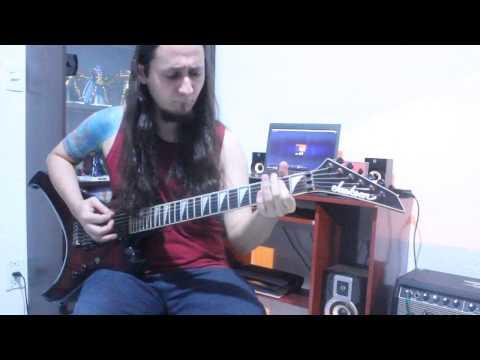 Kreator - Love Us Or Hate Us Guitar Cover By Felipe