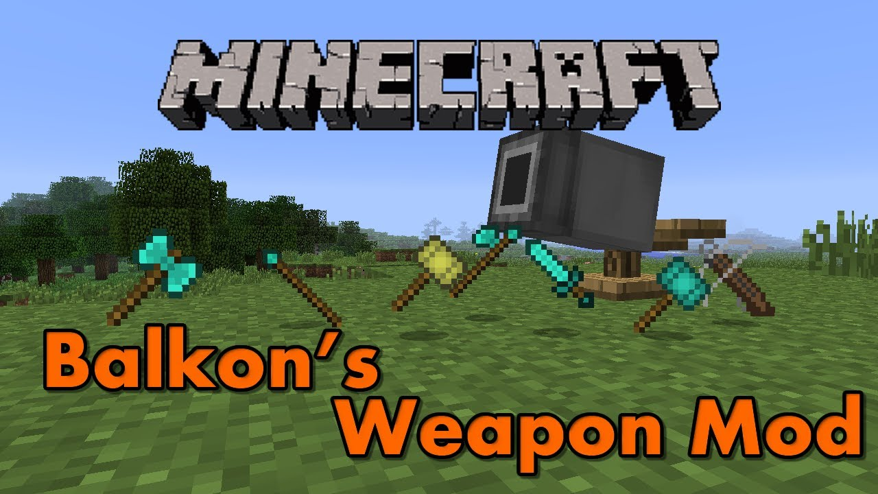 balcon weapons mod