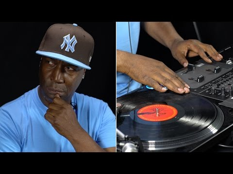 Grandmaster Flash Talks