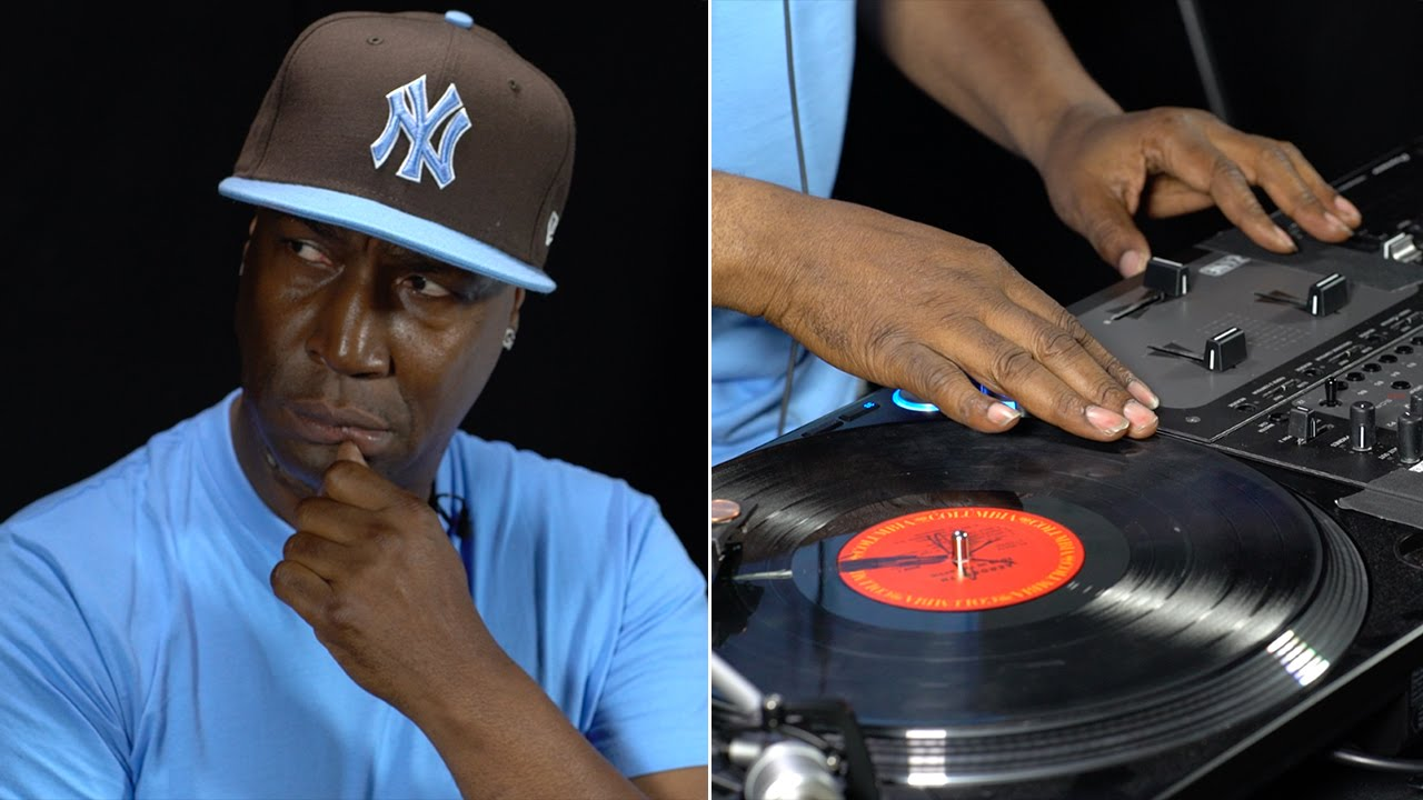 "Grandmaster Flash Talks ""The Theory"" Of Being A HipHop DJ & The Beginnings Of Hip-Hop!"