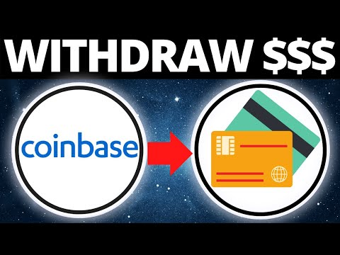 How To Withdraw Money From Coinbase To Bank Account