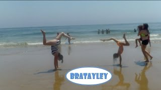 Summer Fun at the Beach! (WK 184.4) | Bratayley