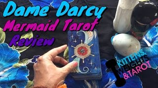 Dame Darcy Mermaid Tarot + Review