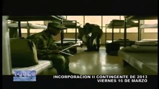 VOCES REGIONALES - Incorporaciones a servicio militar en Facatativá