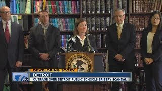 Outrage over DPS bribery scandal