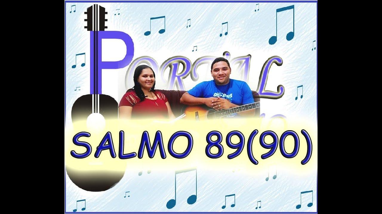 """Salmos Para O Amor: SALMO 89(90)-Sugestão-""""Saciai-nos, ó Senhor, Com Vosso"""