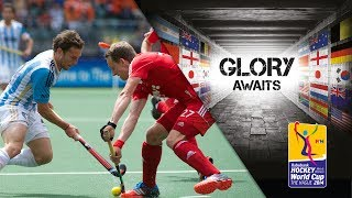 Argentina vs England - Men's Rabobank Hockey World Cup 2014 Hague 3rd/4th Place [15/6/2014]