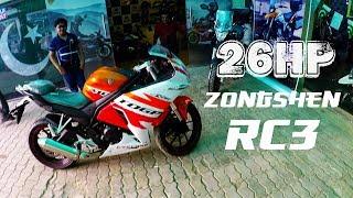 Zongshen RC3 by Sigma Motorsports Pakistan
