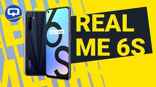 "REALME 6S – ""ФЛАГМАН"" С ЭКРАНОМ 90Гц / QUKE.RU /"